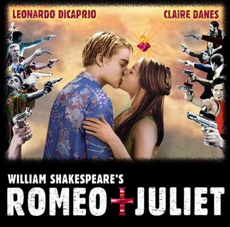 romeo and juliet a student s review of the modernised baz  from beginning to end baz luhrmann