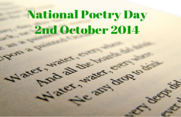 National Poetry Day 2014